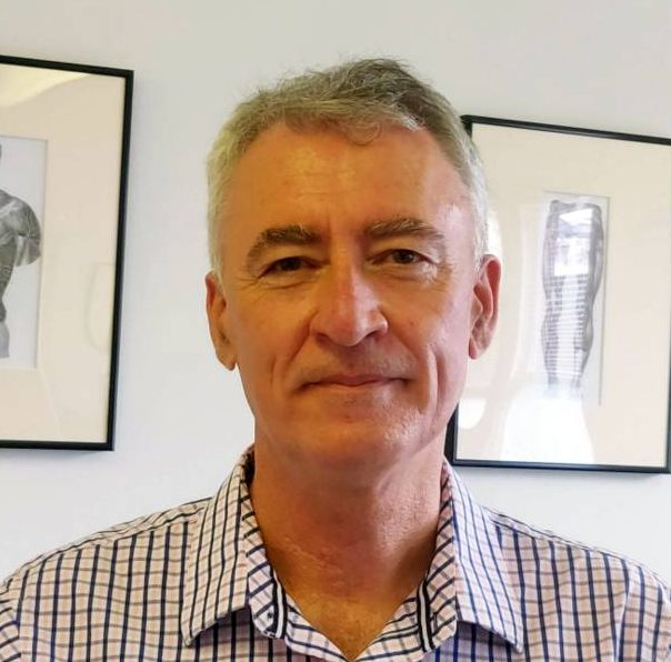 Howard Turner, Clinical Director Wilmslow Physio